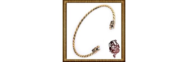 Halsketten-Halsreife