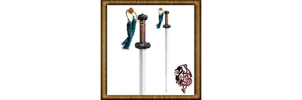Andere-asiat-Schwerter