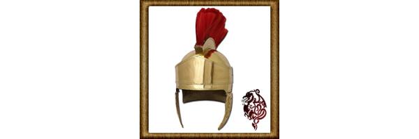 Griechische Helme
