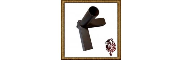 Stangen-Rahmen-Eisenteile