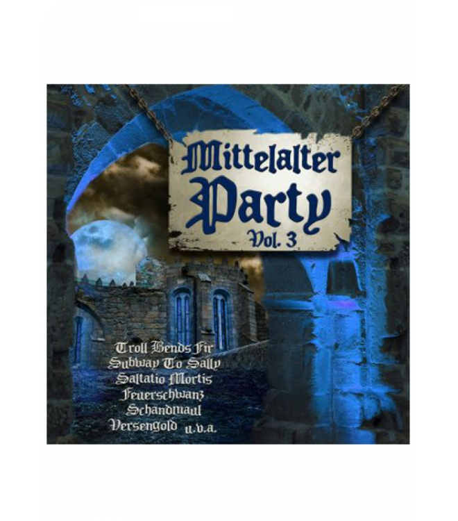 Various Artists - Mittelalter Party Vol. 3 CD