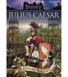 DVD The History Makers - Julius Caesar