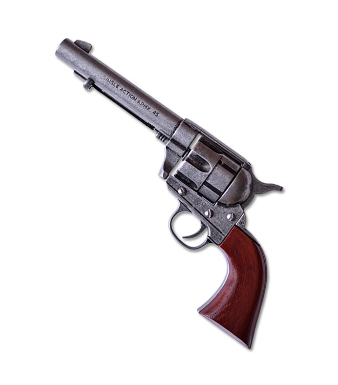 M1873 Deko-Revolver, Colt Single Action Army .45, Replik
